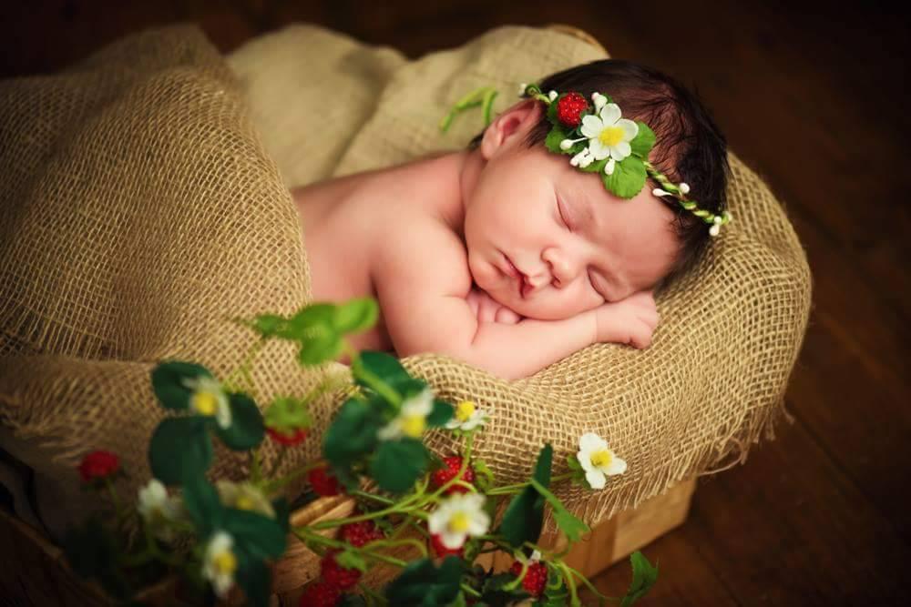 El nacimiento de un bebé ¡Celébralo con flores!