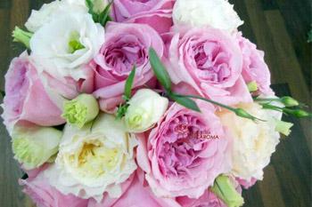 Florista ramos rosas