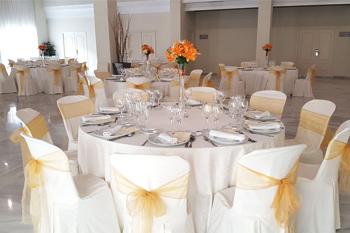 decoracion recepcion bodas sevilla