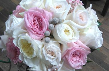 ramo de novia con rosas sevilla